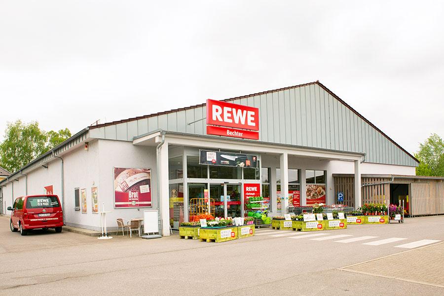REWE Bechter in Babenhausen