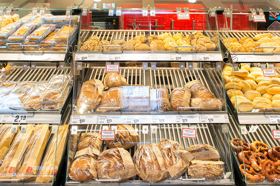 Brot und weitere Backwaren in Heimertingen