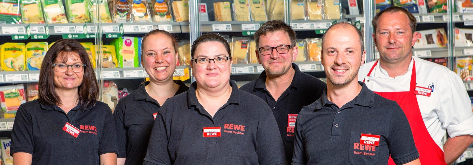 Karriere bei REWE in Babenhausen und Heimertingen