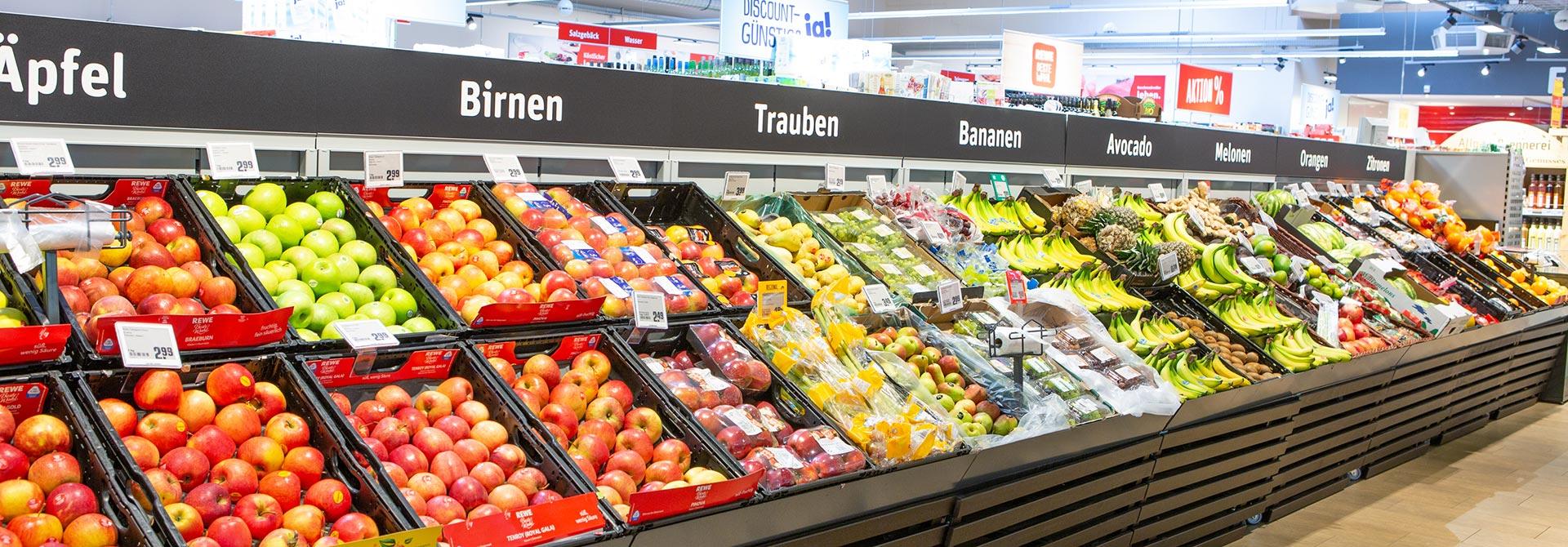 Produkte bei REWE Bechter in Babenhausen und Heimertingen