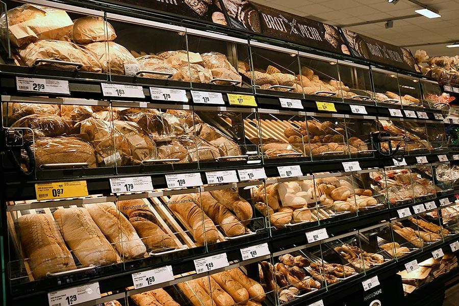 Backwaren von Brot & mehr im REWE Bechter